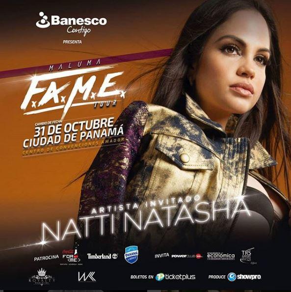 Photo of Nueva fecha para el concierto de «Maluma» en Panamá