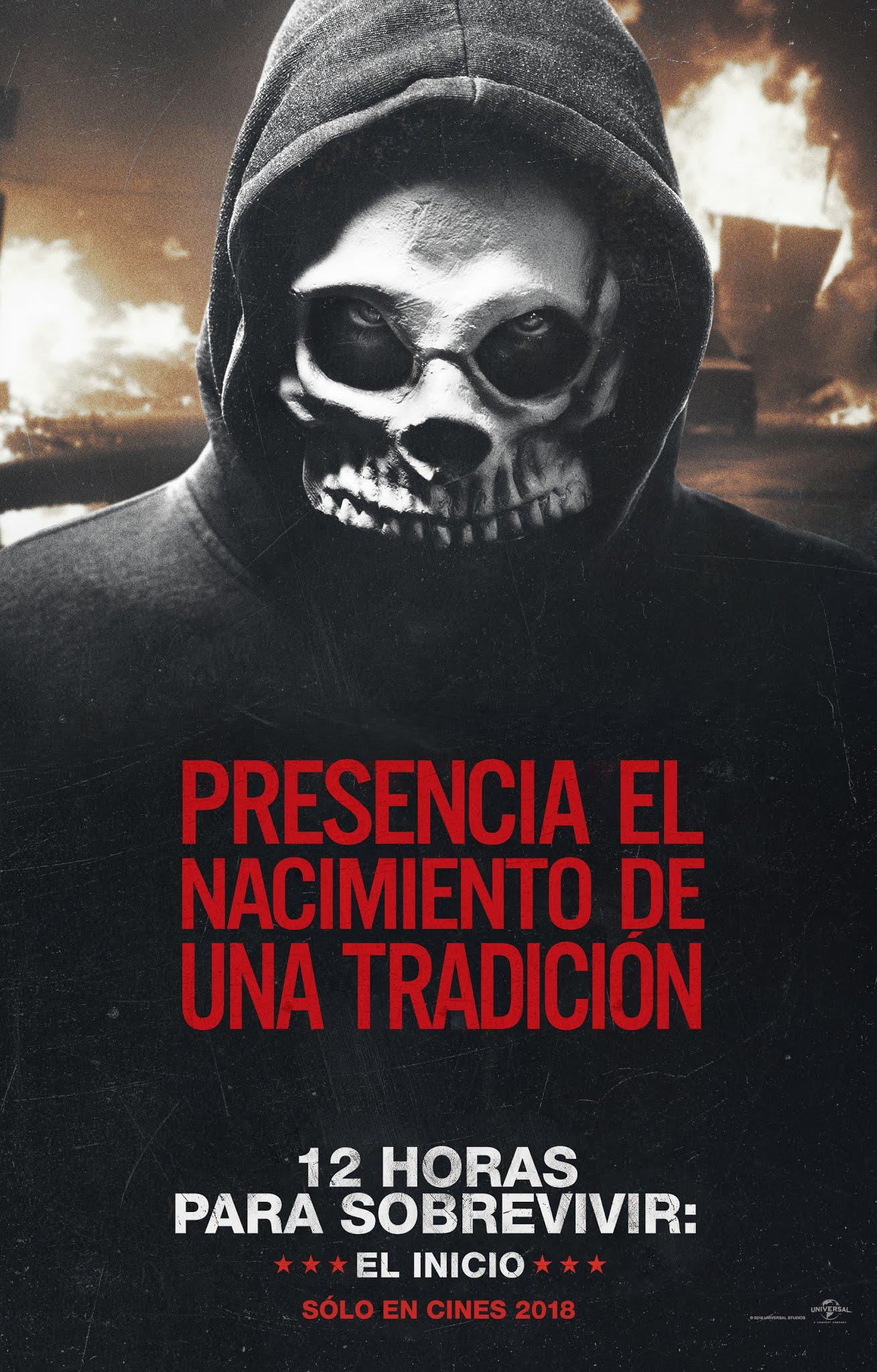 Photo of 12 horas para sobrevivir: El inicio en Cinemark Panamá
