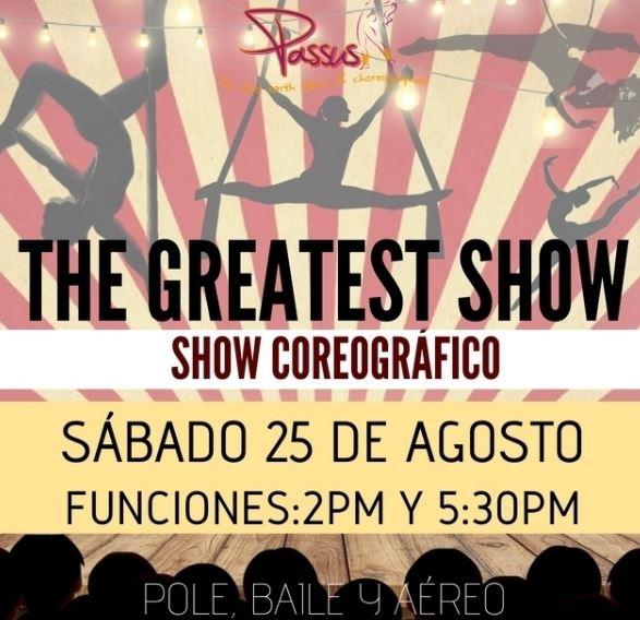 Photo of The Greatest Show en Teatro la Plaza