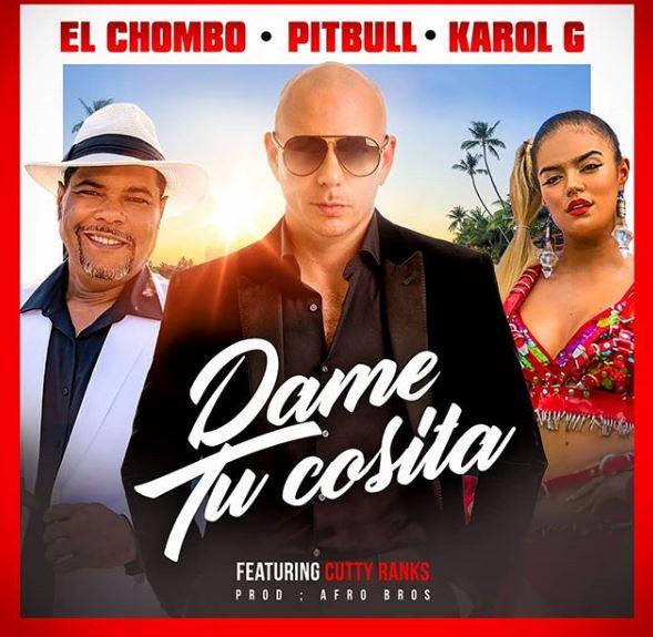 Photo of El Chombo revive «Dame tu cosita» con un remix junto a Pitbull y Karol G