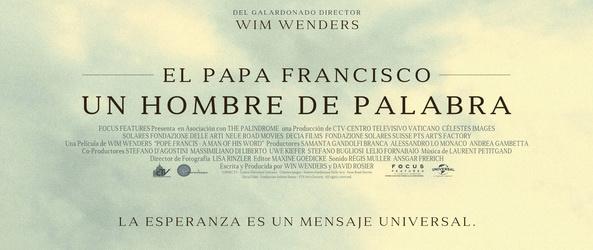 Photo of El Papa Francisco: Un hombre de palabra en Cinemark