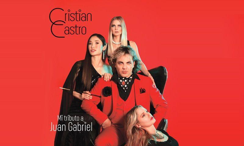 Photo of Cristian Castro le rinde tributo a Juan Gabriel