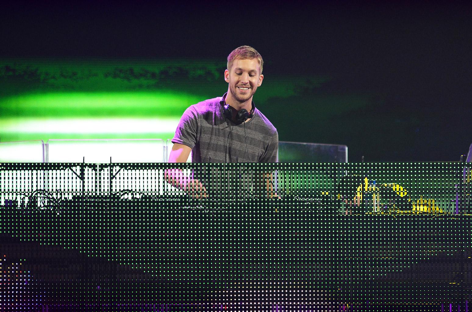Photo of Calvin Harris es el mejor DJ pagado en el mundo