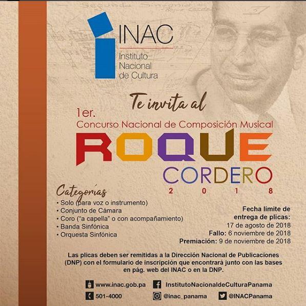 Photo of Panamá presenta el Primer Concurso Nacional de Composición Musical