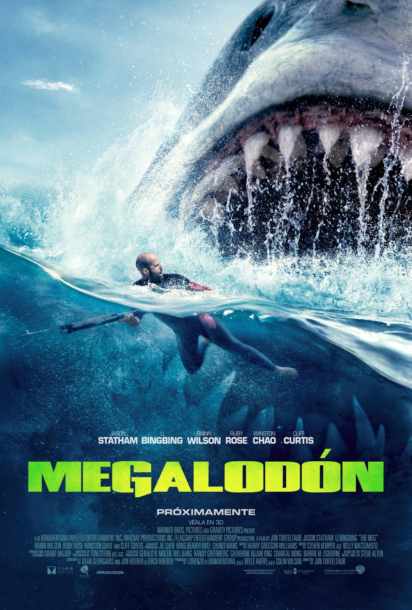 Photo of Megalodón se convierte en todo un éxito