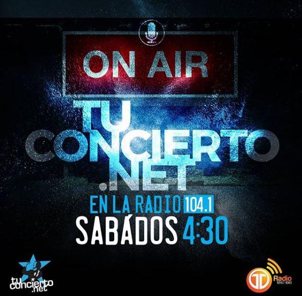 Photo of #TuConciertoEnLaRadio te presenta el #top5TC de esta semana