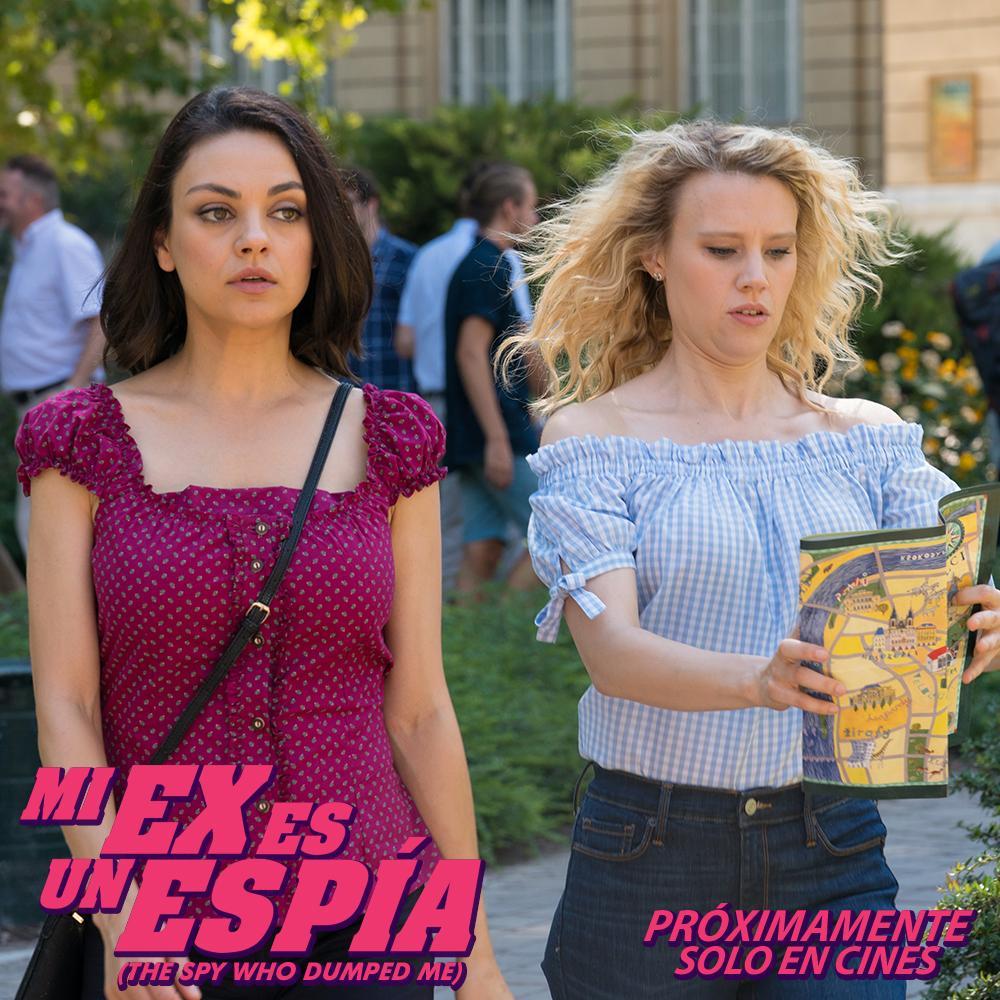 """Photo of Próximamente en las salas de cines de Panamá """"Mi ex es un espía"""""""