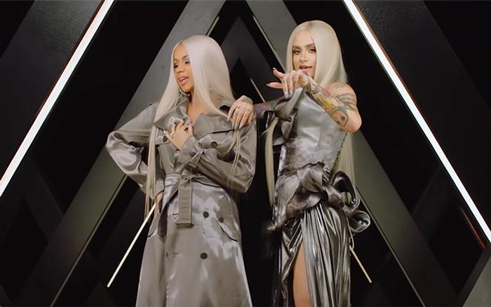 Photo of Cardi B junto a Kehlani estrenan el vídeo 'Ring'