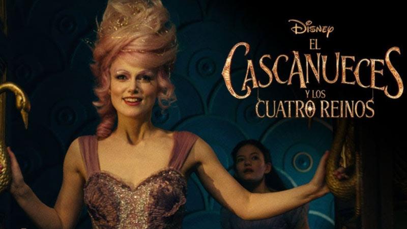 Photo of Presentan tráiler de 'El Cascanueces y los Cuatro Reinos'
