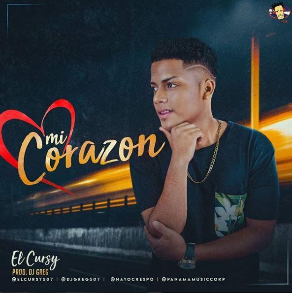 Photo of El Cursy estrena 'Mi Corazón'