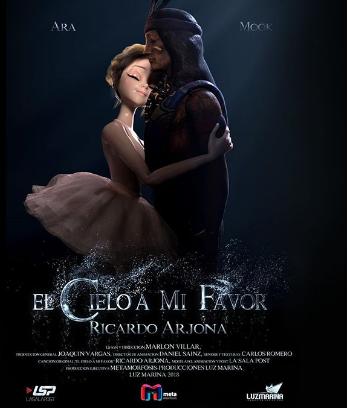 Photo of Ricardo Arjona estrena «El Cielo a mi Favor»