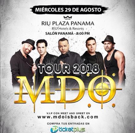 Photo of En concierto de MDO en Panamá