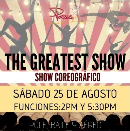 Photo of Estreno de The Greatest Show en Teatro la Plaza