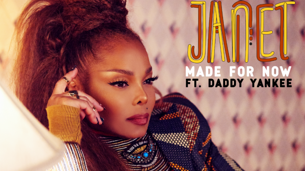 Photo of Janet Jackson y Daddy Yankee lanzan «Made For Now»