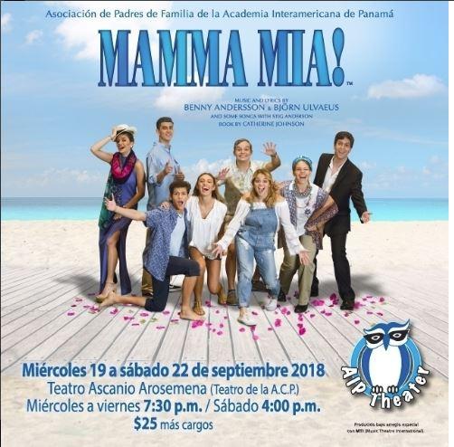 Photo of El musical MAMMA MIA llega a Panamá