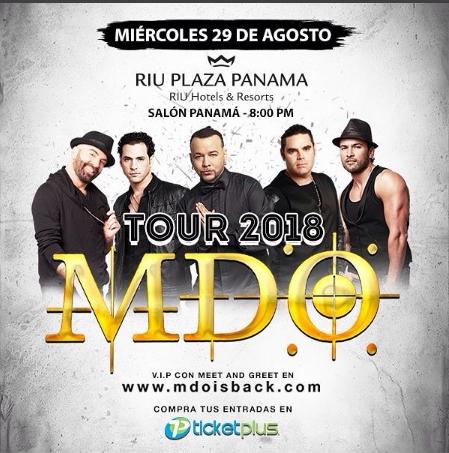 Photo of Concierto de MDO  en Panamá
