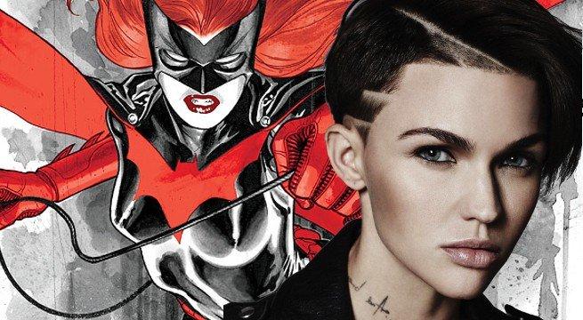Photo of El universo DC anunció que Ruby Rose interpretará a Batwoman