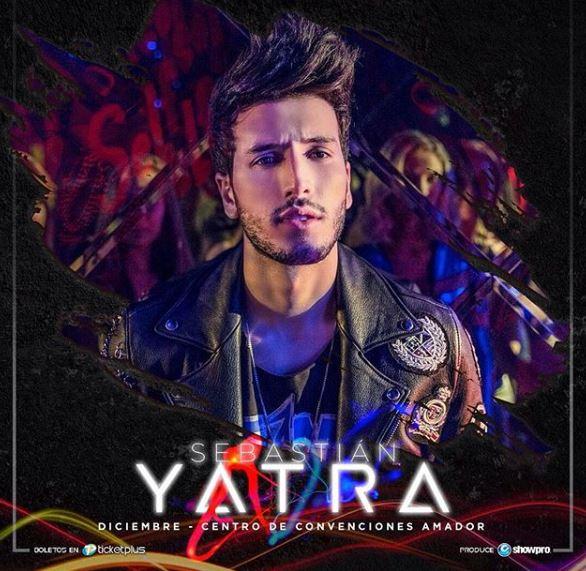Photo of Confirmado! Sebastián Yatra se suma al concierto de Fonseca en Panamá