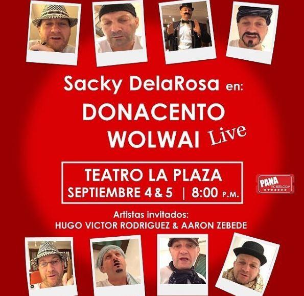 Photo of Panamá presenta el Stand up Comedy Show de 'Sacky DelaRosa'