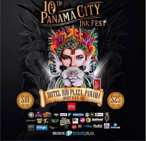 Photo of A partir de hoy comienza «Panama City Ink Fest 2018»