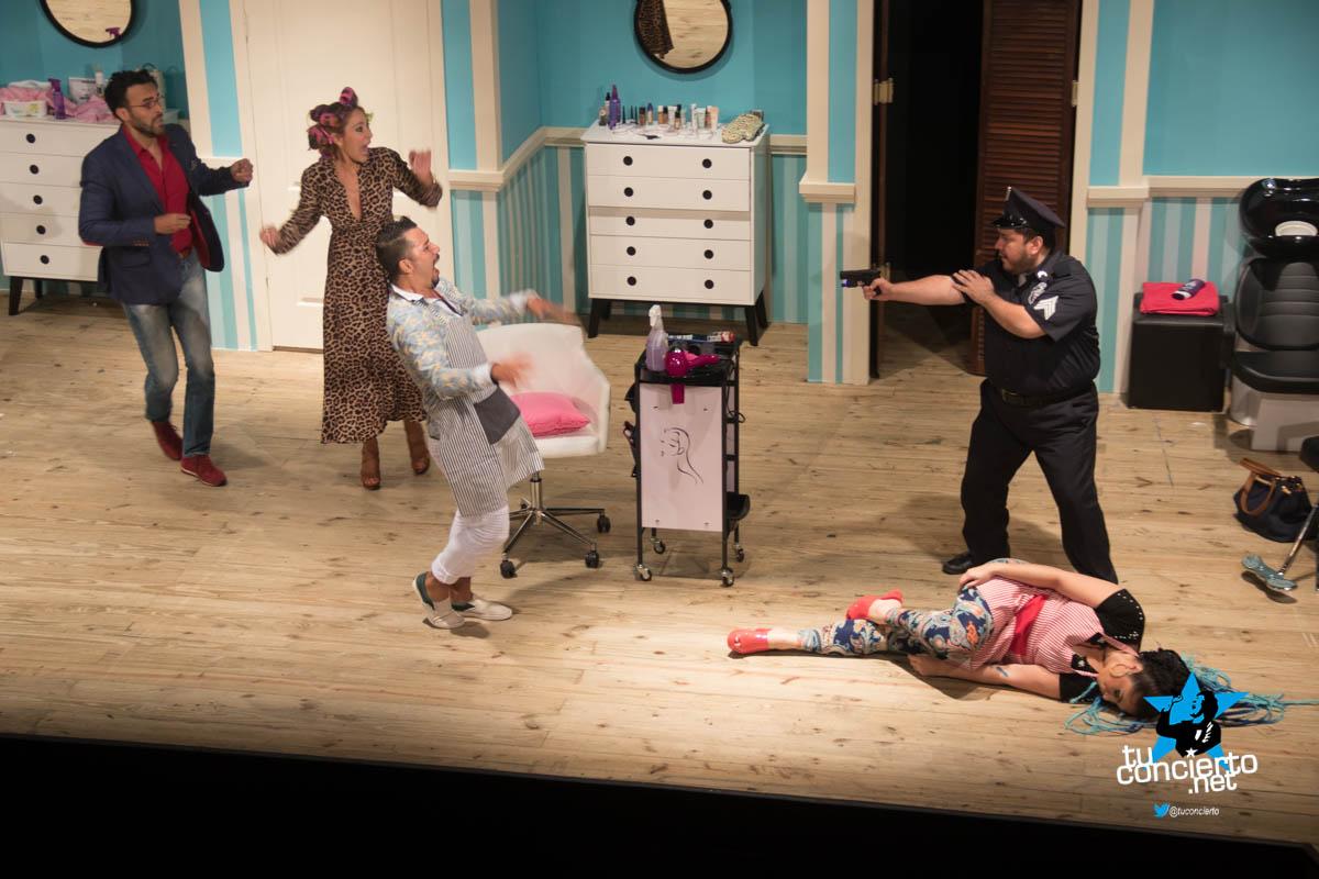 Photo of 'Por Los Pelos' la nueva obra en Teatro la Plaza
