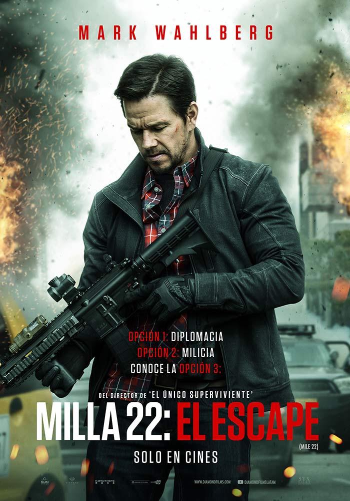 Photo of Milla 22: El escape