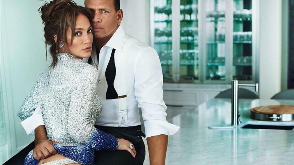 Photo of Los rumores afirman que habrá boda entre Jennifer López y Alex Rodríguez