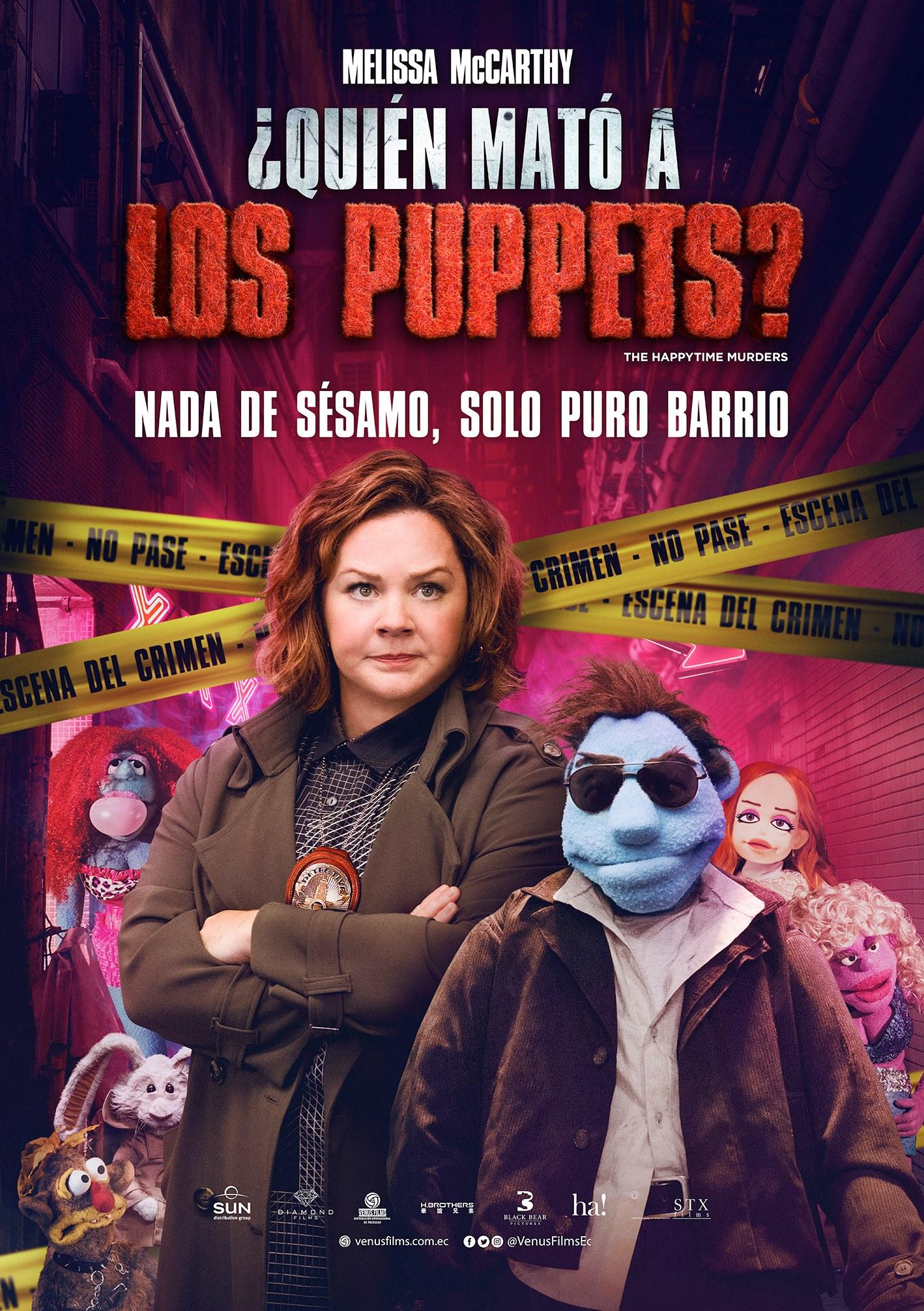 Photo of ¿Quién mató a los puppets?