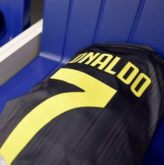 Photo of Cristiano Ronaldo recibe Tarjeta Roja en su debut con la Juventus