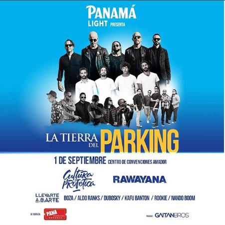 Photo of Esta noche Panamá Ligth presenta a Cultura Profética y Rawayana