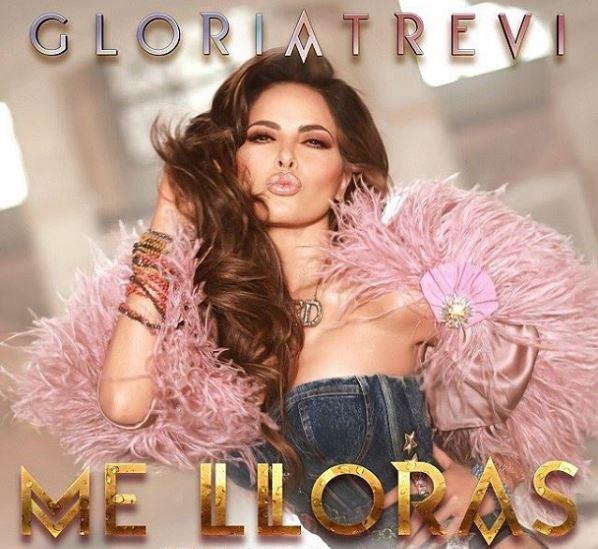Photo of Gloria Trevi estrena 'Me Lloras'