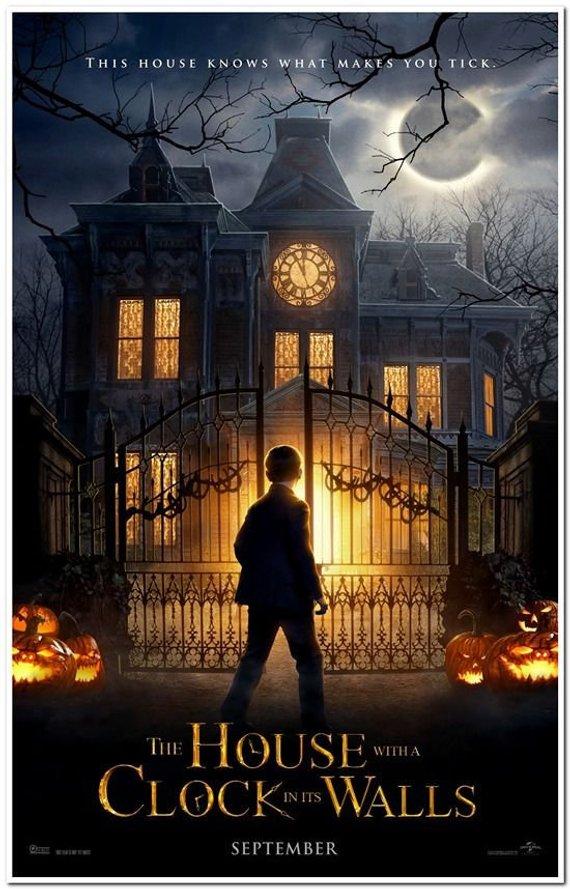 """Photo of """"House with a Clock"""" lidera la taquilla este fin de semana"""