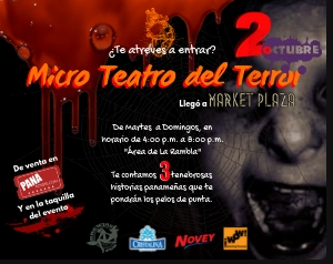 Photo of Micro Teatro del Terror en Panamá