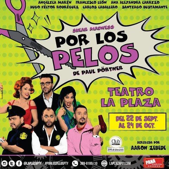 """Photo of Estreno de la comedia """"Por Los Pelos"""""""