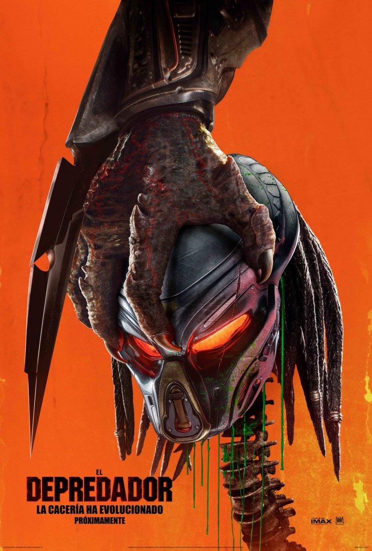 Photo of El Depredador en Cinemark