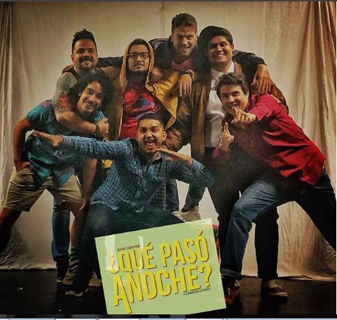Photo of Obra de '¿Que paso Anoche?