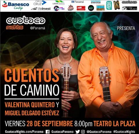 Photo of 'Cuentos de Camino' en Teatro La Plaza