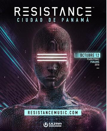 Photo of En octubre «Resistance» en Panamá