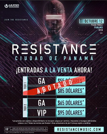 "Photo of ""Resistance"" en Panamá"