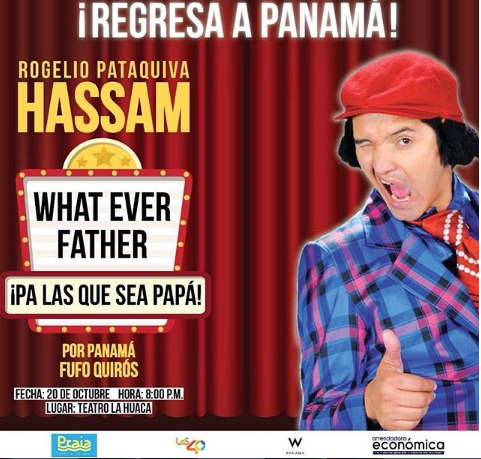 Photo of Regresa a Panamá «Rogelio Pataquiva»