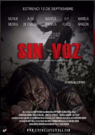Photo of «Sin Voz», Un movimiento en contra del abuso infantil llega a la pantalla grande