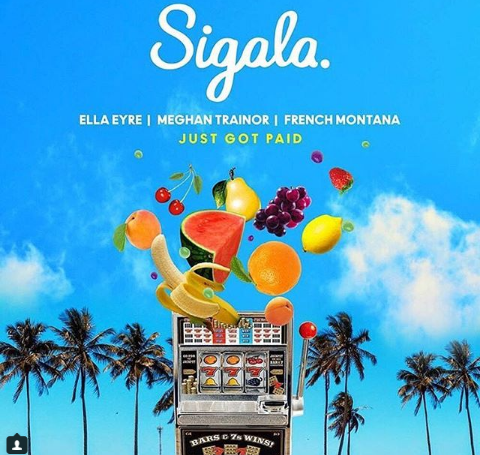 """Photo of Sigala estrena """"Just Got Paid"""""""