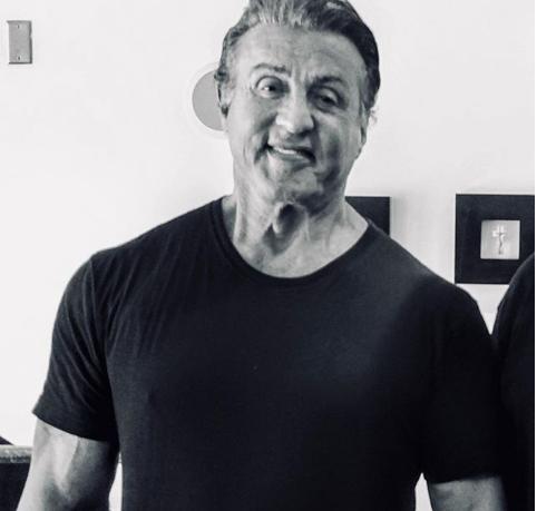 """Photo of Sylvester Stallone anunció el inicio del rodaje de su quinta película """"Rambo"""""""