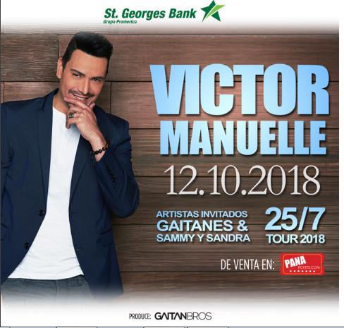 Photo of Víctor Manuelle concierto en Panamá
