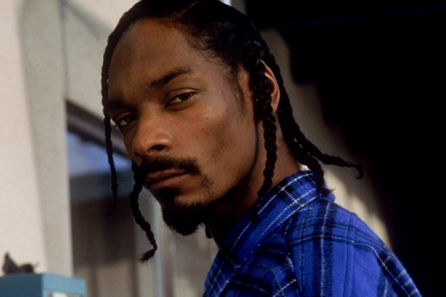 Photo of HBD para Snoop Dogg
