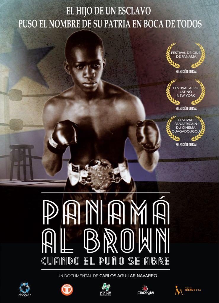 Photo of Panamá Al Brown, cuando el puño se abre… se proyectara en Seattle Latino Film
