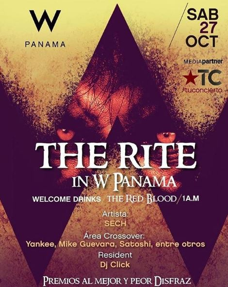 Photo of The Rite in W Panamá