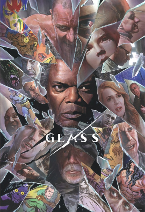 Photo of Universal Pictures lanzó el segundo tráiler de «Glass»