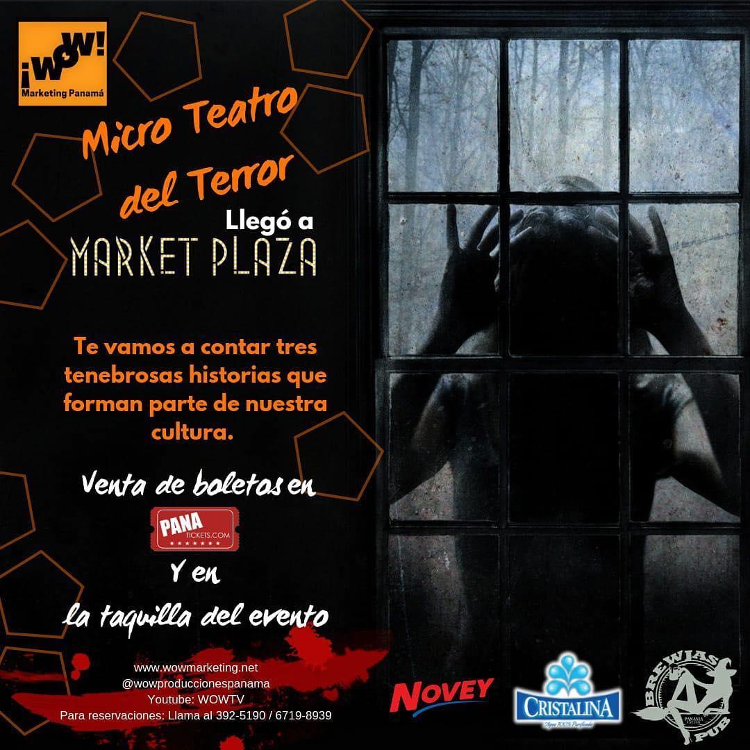 Photo of Hoy Micro Teatro del Terror en Panamá