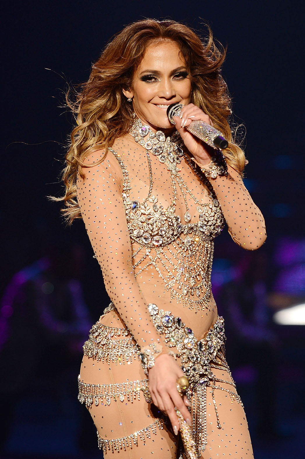Photo of Jennifer López cerró su gira de show en Las Vegas